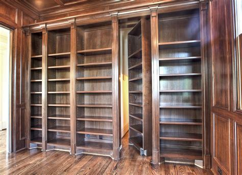 Bookcase Gun Safe by Glamorous Revolving Bookcase In Home Office Craftsman