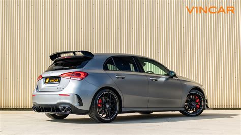 Here it is, the brand new 2021 mercedes gla 45 s amg! Mercedes-Benz A45 S 4MATIC+ Plus AMG | Performance Hatchback
