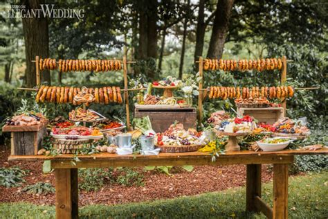 nature inspired boho wedding elegantwedding ca