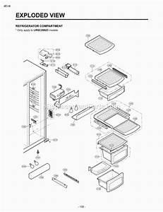 Lg Lrsc26923tt Parts List And Diagram   Ereplacementparts Com