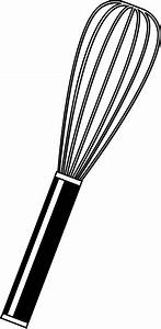 Whisk Black Clipart - Clipart Suggest