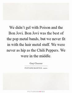 Hair Bands Quot... Hair Bands Quotes