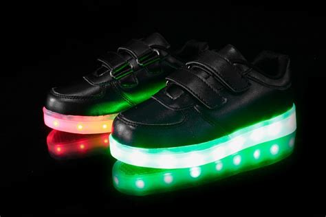 baby light up shoes led kids girls boys luminous light up baby shoes sneakers