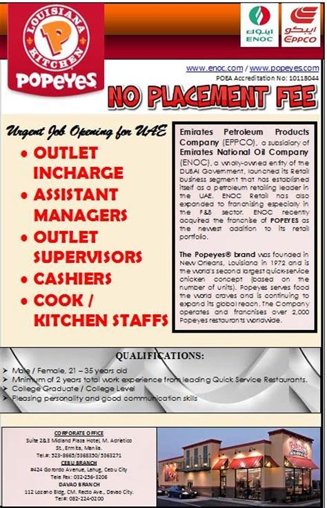 Kitchen Hiring In Dubai by Cdk International Manpower Services Corp Openings