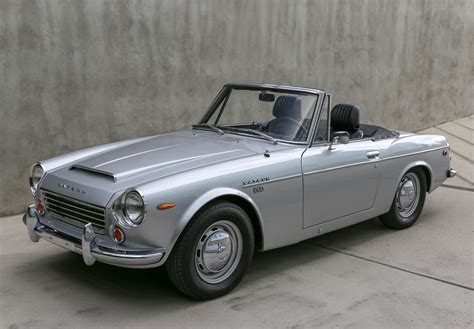 Datsun 1600 For Sale by 1969 Datsun 1600 Roadster For Sale On Bat Auctions