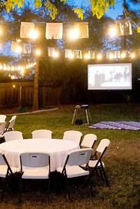 Backyard Graduation Party Ideas | Marceladick.com