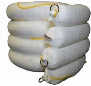 Absorbent Boom for Oil Spill Containment | On Water or Land