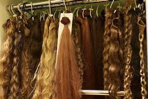Hair Extension Black Market Causing Rash Of Thefts