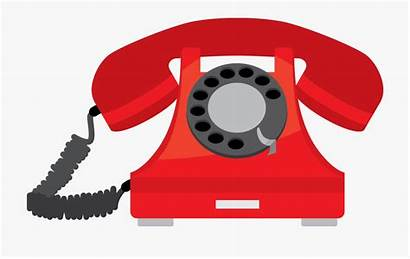 Phone Number Clipart Emergency Important Cartoon Telephone