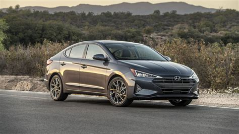 2019 Hyundai Elantra Sharpening The Compact  The Drive