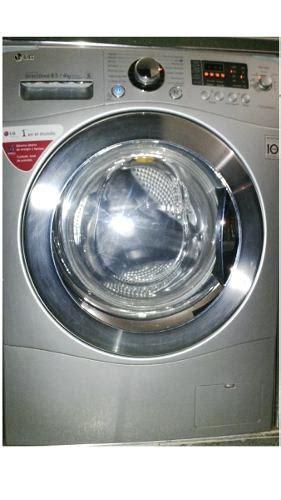 lavadora secadora lg direct drive posot class