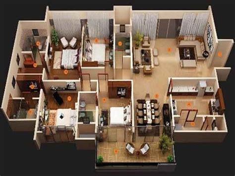 denah rumah mewah  lantai  kamar tidur minimalis