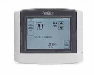 Download Aprilaire Thermostat Manual Free