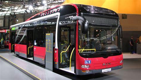 transbus autobus standard man lions city