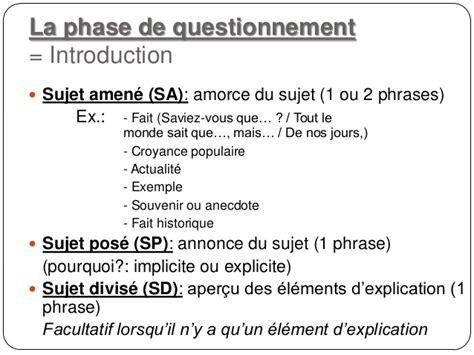 Conclusion Résumé De Texte by Le Plan Du Texte Explicatif