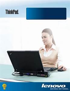 Lenovo Laptop Docking Station 250310u User Guide