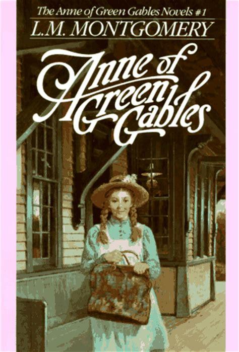 Cover Designs for L.M. Montgomery's Anne of Green Gables