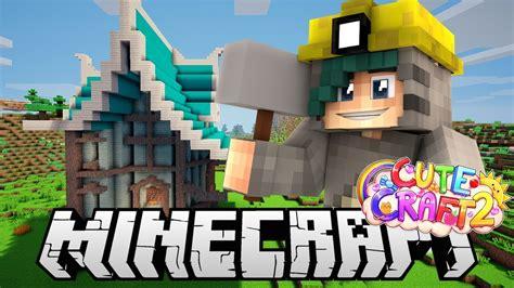 house ive  built cutecraft minecraft smp season  ep youtube