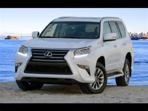 2018 Lexus Gx 460 New Design Youtube
