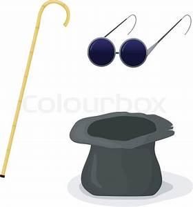 Blinde Gläser Backpulver : hut stock und gl ser blinde eps10 vektorgrafik colourbox ~ Lizthompson.info Haus und Dekorationen