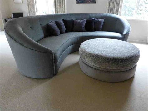 round sofa couch curved sofas for sale home furniture design