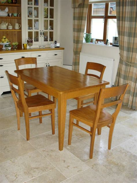 Dining Tables For Sale by For Sale Lewis Solid Wood Kitchen Dining Room Table