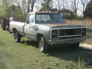 1981 Dodge Truck Body Parts
