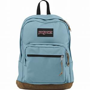 JanSport Right Pack Backpack (Bayside Blue) TYP71P7 B&H Photo