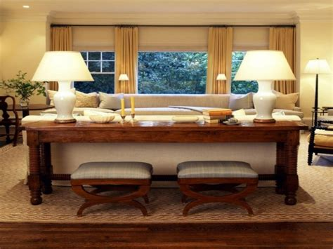 Console Table Behind Sofa Interiors I Love Console Tables