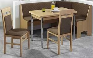 Coin Repas D Angle : coin repas d 39 angle malm sb meubles discount ~ Teatrodelosmanantiales.com Idées de Décoration