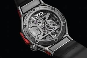 Montre Hublot Geneve : une montre hublot pour les 70 ans de ferrari actualit automobile motorlegend ~ Nature-et-papiers.com Idées de Décoration