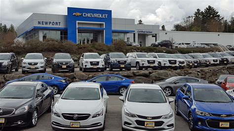 Newport Chevy Dealer  Concord Chevrolet, Buick, And Gmc