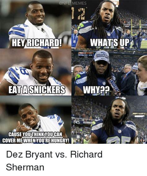 Dez Bryant Memes - 25 best memes about richard sherman richard sherman memes