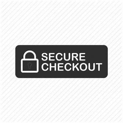 Checkout Secure Icon Security Icons Iconfinder Editor