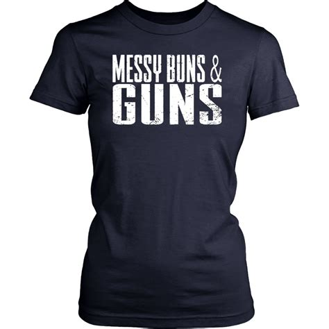 We did not find results for: Messy Buns and Guns T-Shirt - Breakshirts Office