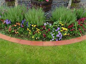 9, Amazing, And, Affordable, Landscape, Edging, Ideas