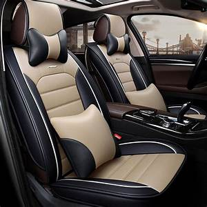 Aliexpress Com   Buy Leather Universal Car Seat Cover Auto