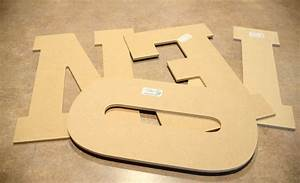 Pottery barn knockoff noel sign living rich on for Mdf letters hobby lobby