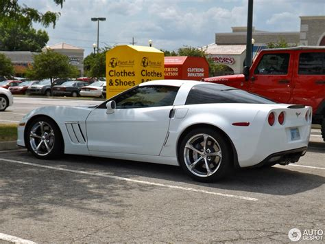 2013 C6 Corvette by Chevrolet Corvette C6 Grand Sport 3 August 2013 Autogespot