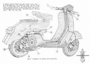 Vespa 125  U0026 150 Super Owner U0026 39 S Manual