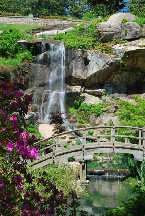 Wasserfall Im Garten  Mehr Als 70 Ideen! Archzinenet