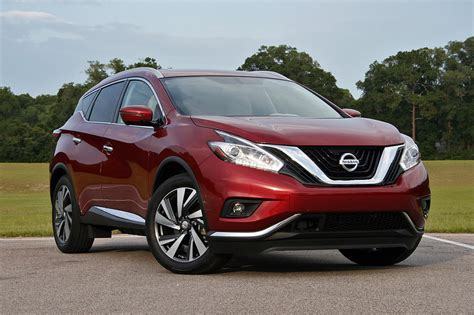 2018 Nissan Murano Driven Picture 687622 Car Review