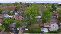 Aerial Footage: Bogota, New Jersey Neighborhood - YouTube
