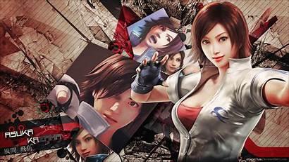 Asuka Kazama Tekken Wallpapers Deviantart Ps4wallpapers Games