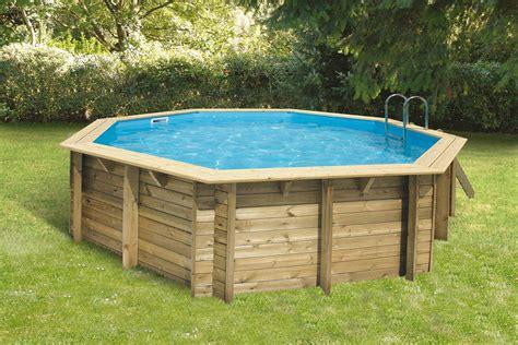 piscine hors sol en bois 187 vacances arts guides voyages