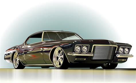 Buick Riviera by 76qyre Buick Riviera 1972