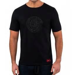 Men's Black Designer T-Shirts