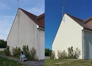 Enduit Exterieur Avant Peinture : nettoyage des murs ext rieurs avant la vente d 39 une maison ~ Premium-room.com Idées de Décoration
