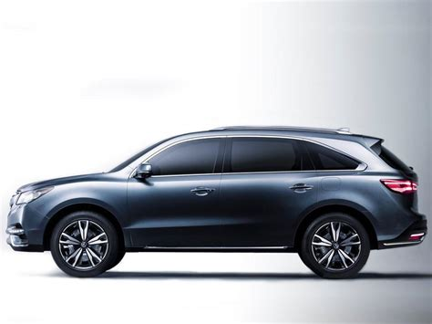 2013 Acura Mdx by 2013 Acura Mdx Concept Cars Sketches