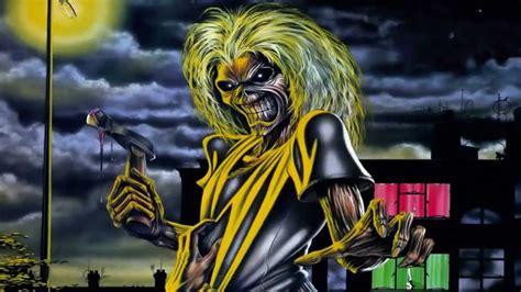 Iron Maiden - Killers 1981 - YouTube